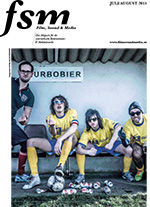 Ausgabe N°4 Juli 2015