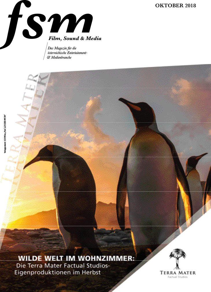 Cover Ausgabe 5/Herbst 2018