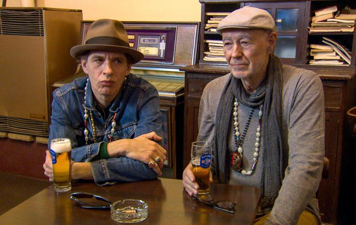 Ernst Molden & Willi Resetartis