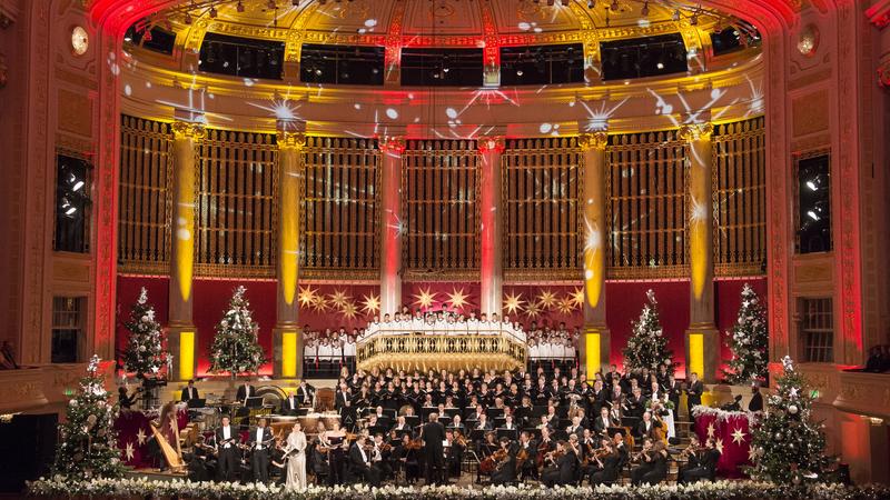 Weihnachtskonzert Wien